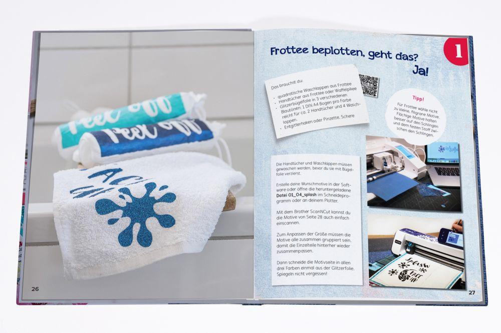 PapierSchereStoff - Frisch Geschnitten 3.0 - Textilgestaltung mit ...